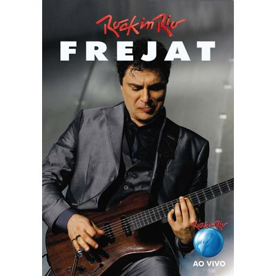 Frejat - Rock In Rio 2011 - DVD