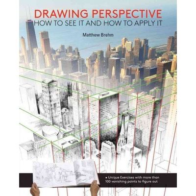 Drawing Perspective - How To See It And How To Apply It