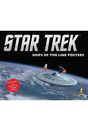 Star Trek - Ships Of The Line Posters