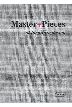 Master + Pieces Of Design - Roth,Manuela | Hoshan.org