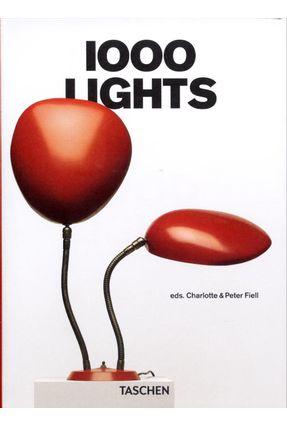 1000 Lights - edição trilíngue - Fiell,Charlotte Fiell,Peter   Tagrny.org