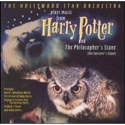 MUSIC FROM HARRY POTTER & THE PHILOSOPHER'S STONE