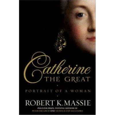 Catherine The Great -  Portrait Of a Woman - Deckle Edge