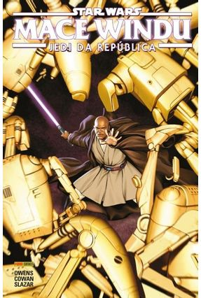 Star Wars: Mace Windu - Jedi Da República - Owens, Matt | Hoshan.org