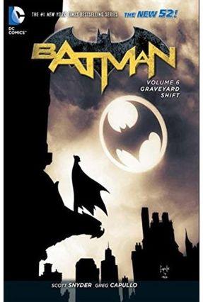 Batman Vol. 6 - Graveyard Shift - Snyder,Scott Tynion,James pdf epub