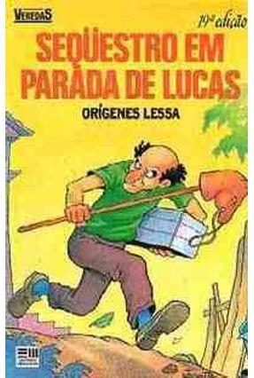 Sequestro em Parada de Lucas - Col. Veredas -  pdf epub
