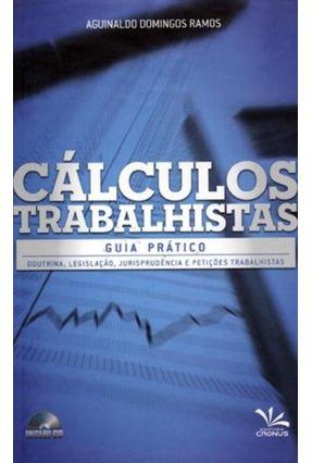 Cálculos Trabalhistas - Guia Prático - Domingos Ramos,Aguinaldo pdf epub