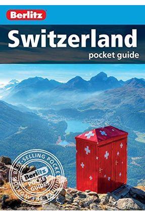 Switzerland Berlitz Pocket Guide