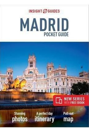 Madrid Insight Pocket Guide - INSIGHT/BERLITZ   Hoshan.org