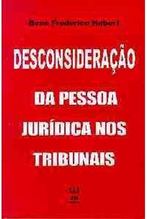 Desconsideracao da Pessoa Juridica Tribunais