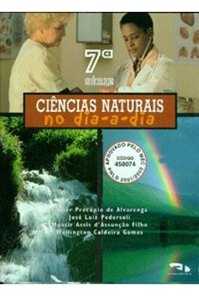 Ciencias Naturais no Dia a Dia - 7 S Reformul - Alvarenga,Jenner Procopio de | Tagrny.org