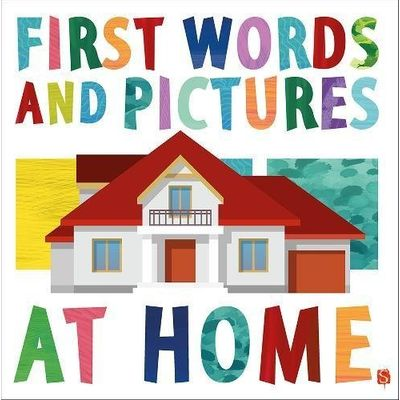 First Words & Pictures At Home