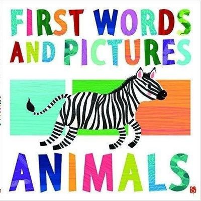 First Words & Pictures Animals