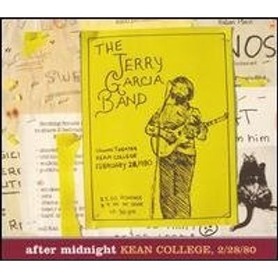 AFTER MIDNIGHT: KEAN COLLEGE 2/28/80 (DIG)