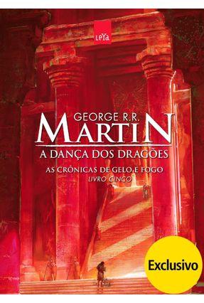 A Dança Dos Dragões - As Crônicas de Gelo e Fogo - Livro Cinco - Capa Exclusiva Saraiva -  pdf epub