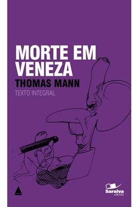 Morte em Veneza - Col. Fronteira - Mann,Thomas | Hoshan.org