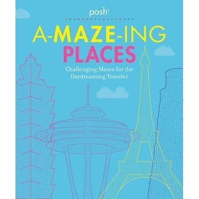 Posh A-Maze-Ing Places - Challenging Mazes For The Daydreaming Traveler