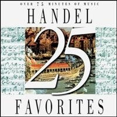 HANDEL FAVORITES / VARIOUS