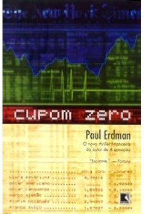 Cupom Zero - Erdman,Paul pdf epub