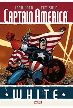 Captain America- White - Loeb,Jeph Marvel Comics   Hoshan.org