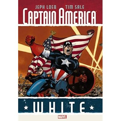 Captain America- White