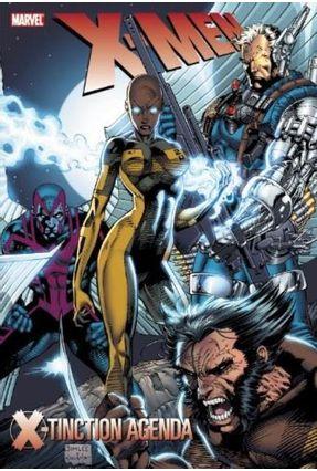 X-Men- X-Tinction Agenda - Claremont,Chris Simonson,Louise   Hoshan.org