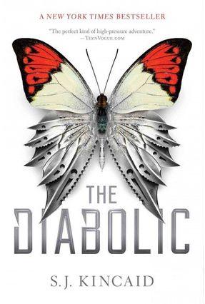 Diabolic - S J Kincaid | Tagrny.org