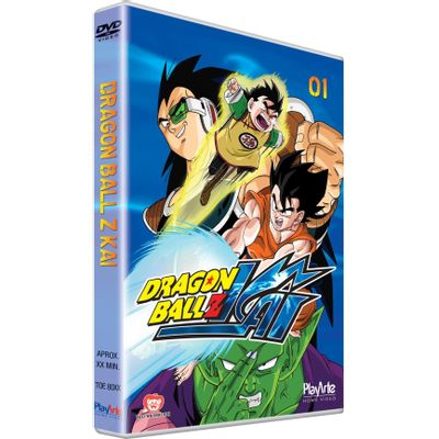 Dragon Ball Z Kai - Volume 1 - Dvd4