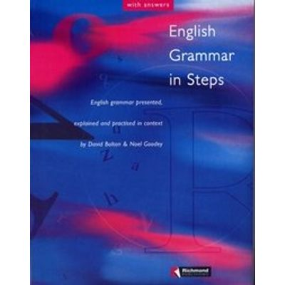 English Grammar In Steps With Answers