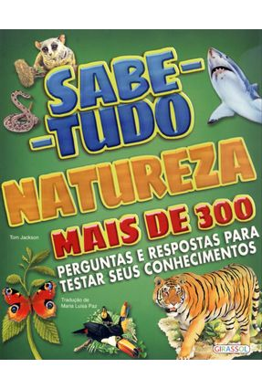 Sabe Tudo - Natureza -  pdf epub