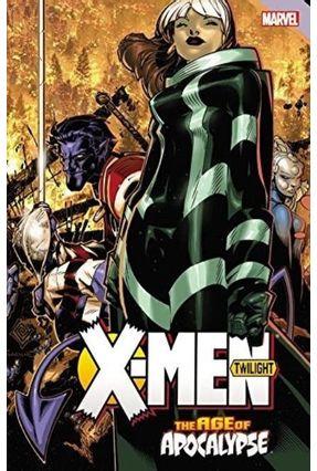 X-Men- Age Of Apocalypse - Twilight - Bedard,Tony Kavanagh,Terry Yoshida,Akira | Nisrs.org