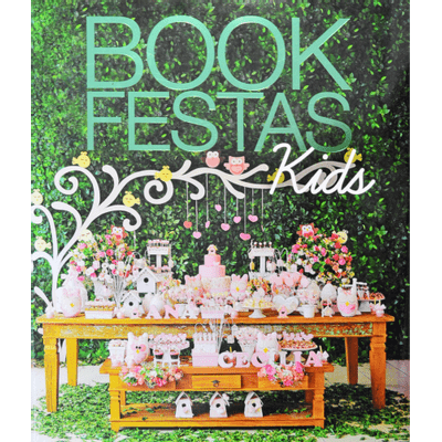 Book Festas Kids - Vol. 2