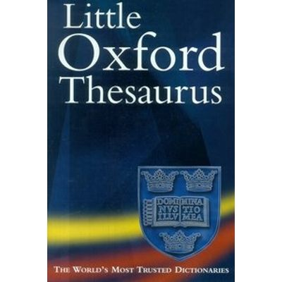 The Little Oxford Thesaurus