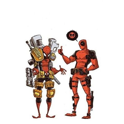 Spider-Man/Deadpool Vol. 0- Don't Call It A Team-Up