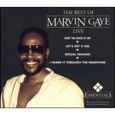 BEST OF MARVIN GAYE: LIVE (DIG)