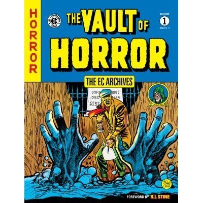 The EC Archives -  The Vault Of Horror - Vol. 1
