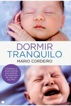 Dormir Tranquilo - Mário Cordeiro | Tagrny.org