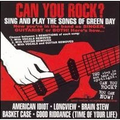 Can You Rock: Sing & Play Songs of Green Day / Var