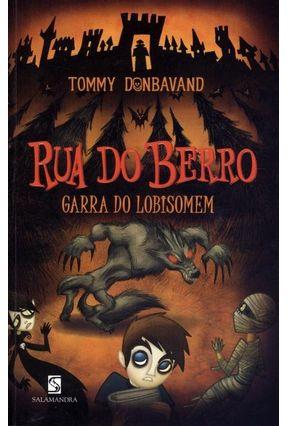 Garra do Lobisomem - Col. Rua do Berro - Donbavand,Tommy   Tagrny.org