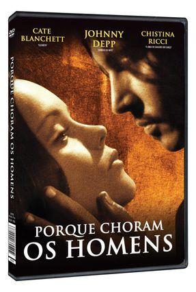 Porque Choram Os Homens - DVD - Saraiva