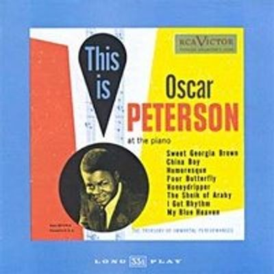 This Oscar Peterson ( Bluebird First Editions ) - 2 Cd's