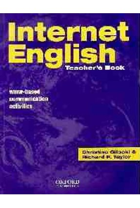 Internet English Teacher's Book