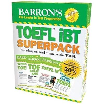 Toefl Ibt Superpack 3Rd Edition