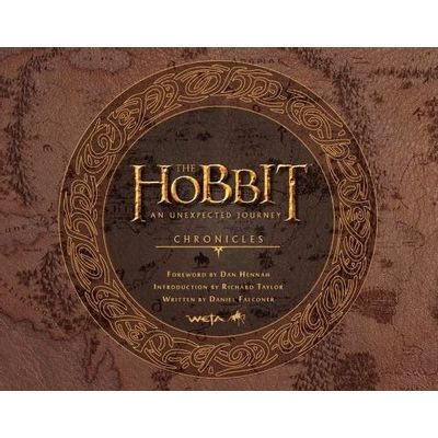 The Hobbit - An Unexpected Journey Chronicles - Art & Design
