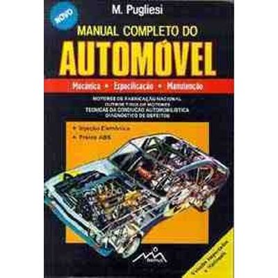Manual Completo do Automovel