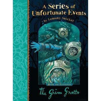 The Grim Grotto - A Series Of Unfortunate Events - Vol.11
