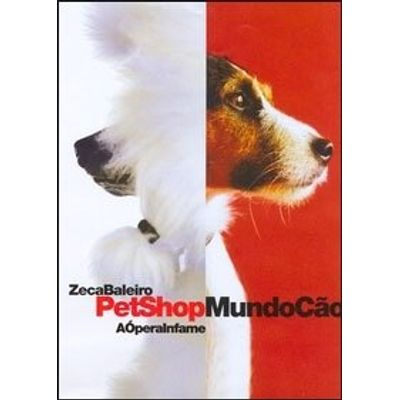 Pet Shop, Mundo Cão - DVD0
