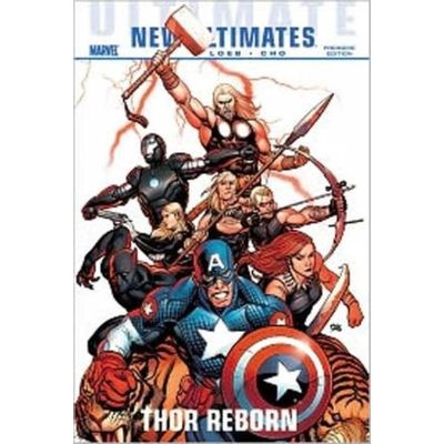 Ultimate Comics New Ultimates: Thor Reborn