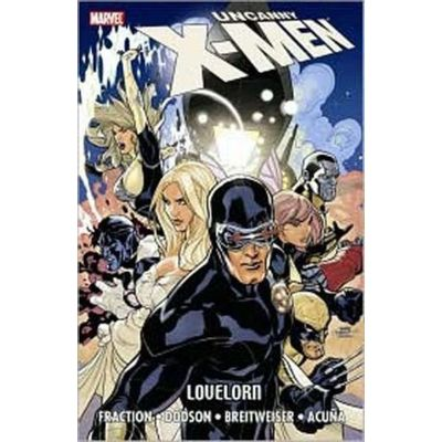 Uncanny X-men: Lovelorn