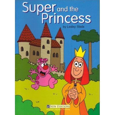 Surprise! Reader 1: Super & The Princess